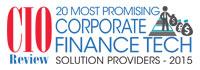 Top 20 Corporate Finance Tech Solution Providers - 2015