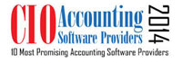 10 Most Promising Accounting Software Providers - 2014