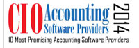 10 Most Promising Accounting Software Providers 2014